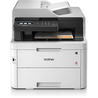 Impressora Multifunções Laser Brother MFC-L3750CDW Wi-Fi