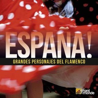 Espana | Personajes del Flamenco (2CD)