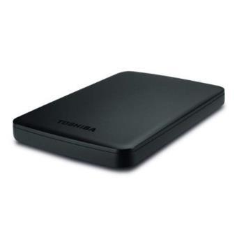 Toshiba Disco Externo Canvio Basics 2TB - 2,5'' (Preto)