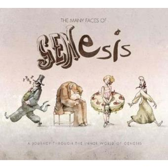 The Many Faces Of Genesis (3CD)