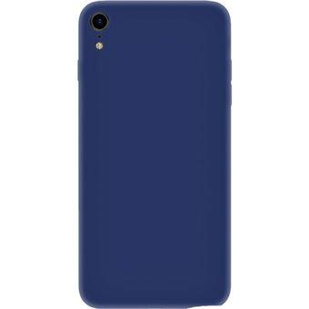 Capa 4-OK Silk para iPhone XR - Azul
