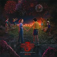 BSO Stranger Things Season 3 - 2LP 12''