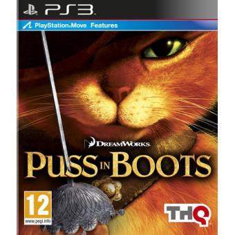 Puss in Boots - Gato das Botas PS3