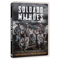 Soldado Milhões - DVD