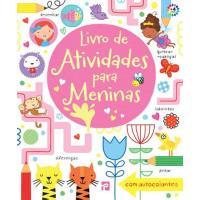 Livro de Atividades para Meninas