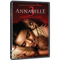 Annabelle 3: O Regresso a Casa - DVD