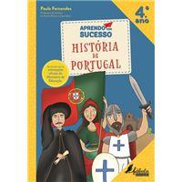 Aprendo com Sucesso: História de Portugal - 4.º Ano