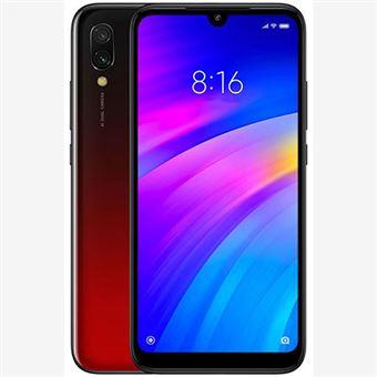 Smartphone Xiaomi Redmi 7 - 32GB - Lunar Red