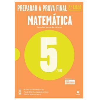 Preparar a Prova Final - Matemática 5º Ano