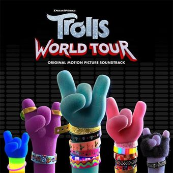 BSO Trolls: World Tour - CD
