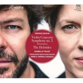 Violin concerto/symphony