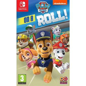 Paw Patrol: On a Roll - Nintendo Switch