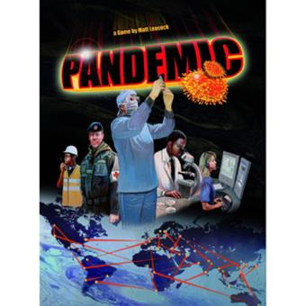 Pandemic Boardgame