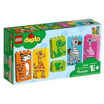 LEGO DUPLO Creative Play 10885 O Meu Primeiro Puzzle Divertido