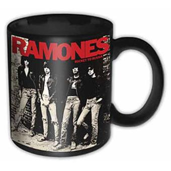 Ramones Rocket To Russia Boxed Mug