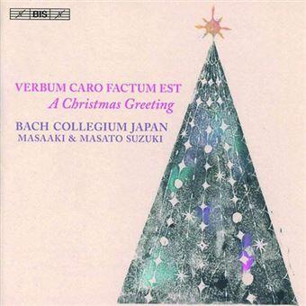 Verbum Caro Factum Est: A Christmas Greeting - SACD