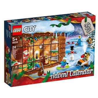 LEGO City Town 60235 Calendário do Advento