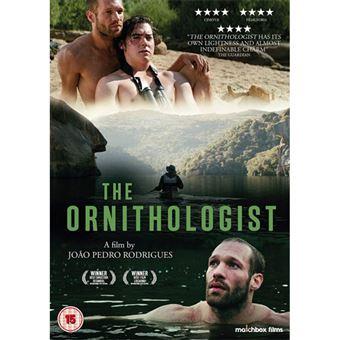 O Ornitólogo - DVD Importação