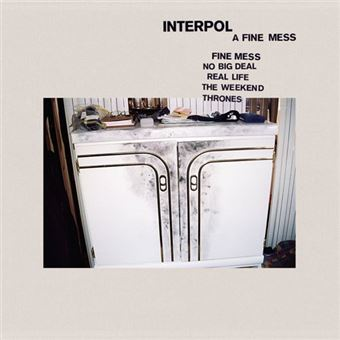 A Fine Mess - LP