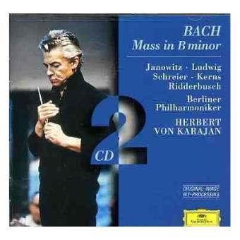 J.S. Bach | Mass in B minor, BWV232 (2CD)