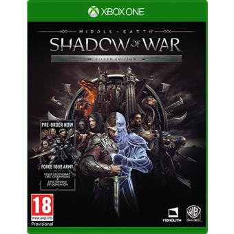 Middle-earth: Shadow of War Silver Edition Xbox One