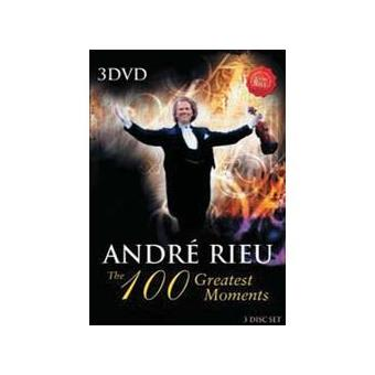100 Greatest Moments (3DVD)