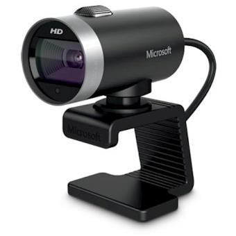 Microsoft LifeCam Cinema 1MP 1280 x 720pixels USB 2.0 Preto webcam