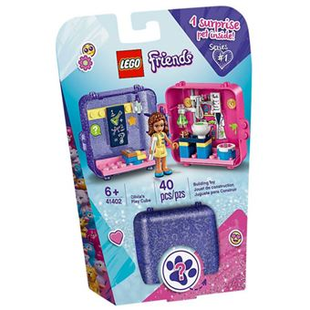 LEGO Friends 41402 O Cubo de Brincar da Olivia