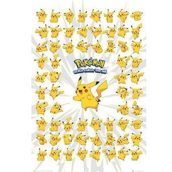 "Pokémon - Maxi Poster ""Pikachu"""