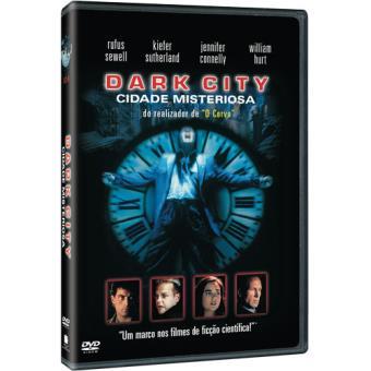 Dark City - Cidade Misteriosa (DVD)