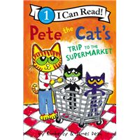 Pete the cat's trip to the supermar