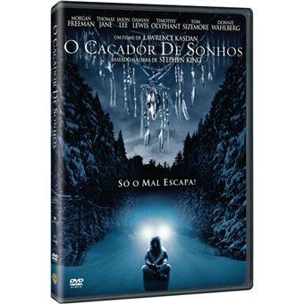 O Caçador de Sonhos - DVD