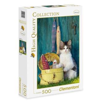 Puzzle The Cat (500 Peças)