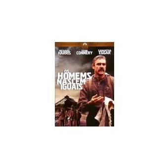 Os Homens Nascem Iguais - DVD