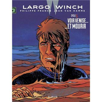 Largo Winch - Diptyques - tome 5 - Diptyque Largo Winch 5/10