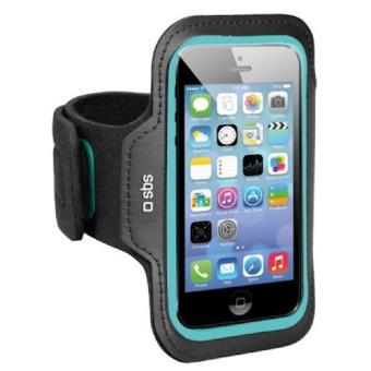 SBS TEARMBANDLK Caixa de pulseira Preto capa para telemóvel