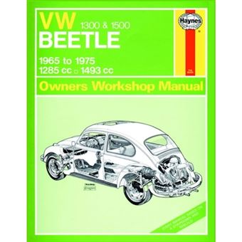 Vw beetle 1300/1500 service and rep