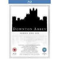Downtown Abbey - Season 1-6 - 22Blu-ray Importação