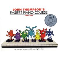 John thompson's easiest piano cours