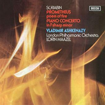 Scriabin: Piano Concerto - Prometheus (LP)