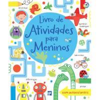 Livro de Atividades para Meninos