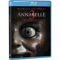 Annabelle 3: O Regresso a Casa - Blu-ray