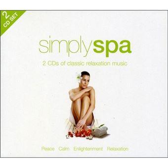 Simply Spa - 2CD