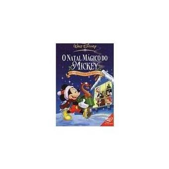 O Natal Mágico do Mickey:  Nevou na Casa do Mickey