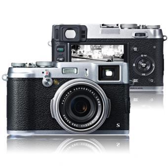 Fujifilm X100S (Prata)