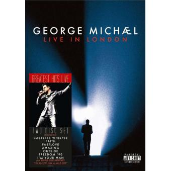 George Michael: Live In London 2008 (2DVD)