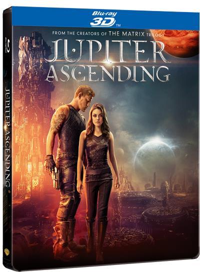 A Ascensão de Jupiter Trailer