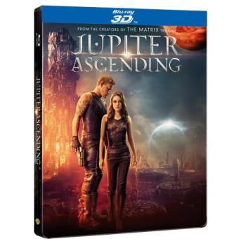 Caixa Metálica A Ascensão de Jupiter (Blu-ray 3D + 2D)