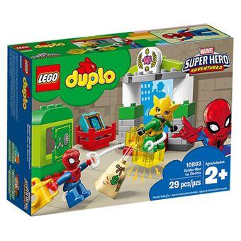 LEGO DUPLO Super Hero Adventures 10893 Spider-Man vs. Electro
