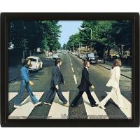 Poster 3D Lenticular The Beatles: Abbey Road